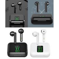 Auricolare Bluetooth senza fili Cuffia Stereo In-Ear Auricolari per il Telefono