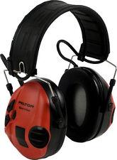 3M Peltor SportTac Shooting aktiver Gehörschutz Wechselschalen Audiokabel *