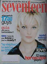 FARRAH TALE January 1996 SEVENTEEN Magazine  JONATHAN TAYLOR THOMAS  BRAD RENFRO