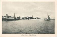 Egypt , Port Said. Vintage postcards  qq465