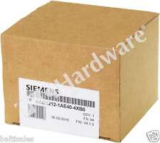 New Sealed Siemens 6AG1212-1AE40-4XB0 6AG1 212-1AE40-4XB0 SIPLUS S7-1200 CPU Qty