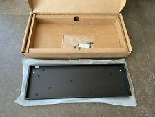 KPRepublic Anodized Aluminium keyboard case with metal feet xd68 65% - Black