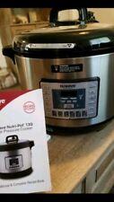 Nuwave bravo XL toaster oven & pressure cooker