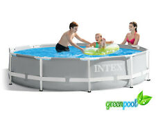 6 in 1 Green Pool Frame Pool Gartenpool 305 x 76 cm Pool 26700 INTEX