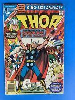 Thor Annual #6 (Origin of Korvac)🔑