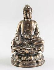 New listing Chinese Metal Shakyamuni Buddha Statue