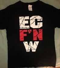 ECW men's EC F'N W Small t-shirt