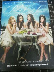 Pretty Little Liars Season 2 Box DVD Set