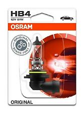 OSRAM HB4 12V GLOBE (SINGLE) in blister pack 9005-01B