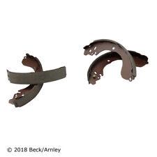 Drum Brake Shoe Rear Beck/Arnley 081-3190
