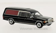 """wonderful SCHUCO-modelcar MERCEDES-BENZ 200 (W123) HEARSE """"VOGT"""" 1980 - 1/43"""
