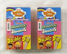 Swizzels Uk Rainbow Drops Triple Pour Wax Melts Double Dip London New Sealed