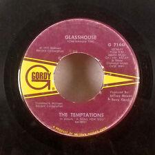 "The Temptations Glasshouse / The Prophet 7"" 45 Gordy VG-"