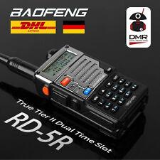 DE Baofeng RD-5R DMR Time Slot 2 VFO Digital 136-174/400-470MHz Hand-Funkgerät