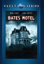 Bates Motel 1987 (DVD) Bud Cort, Lori Petty, Moses Gunn, Jason Bateman - New!