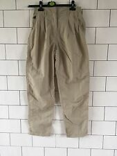 WOMENS URBAN VINTAGE RETRO THE NORTH FACE TREKKING CARGO STYLE PANTS SIZE 8