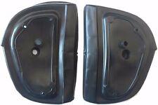 MERCEDES W210 2000-2001-2002  MIRROR RUBBER GASKET SEAL  SET FACELIFT