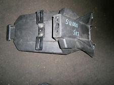 Suzuki SV1000 SK3 SV1000SK3 SV 1000 SK 3 2003 Rear Mudguard Number Plate Holder