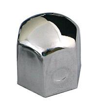 CHROMED CAPS, COPRIBULLONI IN ACCIAIO CROMATO - Ø 19 MM PILOT