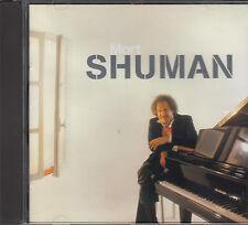 """CD ALBUM MORT SHUMAN  """"LE LAC MAJEUR"""" (18 TITRES)"""