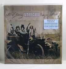 NEIL YOUNG with CRAZY HORSE Americana 180-gram VINYL 2xLP Sealed Etching