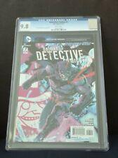 DETECTIVE COMICS #7 CGC 9.8 DC COMICS 5/12