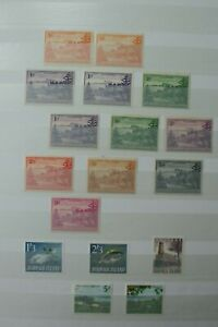 GB Stamps - Norfolk Island - Small Collection - E17