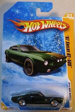 Hot Wheels 2010 New Models Target Exclusive Snowflake '67 FORD SHELBY GT-500