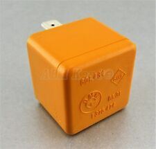 659-Classic BMW E23 E30 E34 (1982-1994) Multi-Use 4-Pin Orange Relay 61311375474