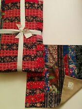 S2 Pottery Barn Pauline Boyd Apple Blossom Quilt Handmade Patchwork Pillow Cover
