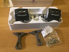 NOS Campagnolo Centaur QR senza clip PEDALE COPPIA con Tacchetti ed elementi di fissaggio NUOVO IN SCATOLA