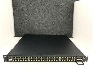 Brocade ICX 745048 Switch 48 Ports Managed Rackmountable W/ ICX7000-4X10GF