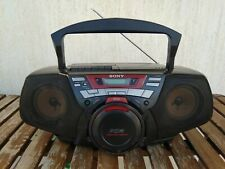 Sony CFD G 50  Boombox Ghettoblaster For Spares or Repair