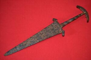 Medieval dagger   29cm  14. / 15. century