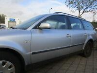 Tür Vorne Links Farbcode LA7W VW Passat 3BG 10.2001-12.2003