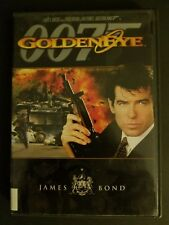 James Bond Golden Eye/Die Another Day/Thunderball/Goldfinger/Tomorrow Never DVDs