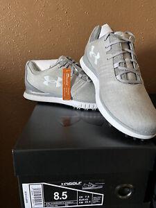 Under Armour UA Showdown SL Sunbrella Golf Shoes Size 8.5