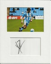 More details for jay tabb coventry city signed genuine authentic autograph signature aftal coa