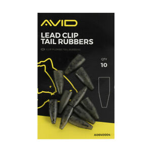 Avid Lead Clip Tail Rubbers