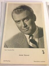 +++ James Stewart original Autogramm Karte UFA Nr.2027 ++ TOP