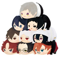 Mascot Bungo Stray Dogs DEAD APPLE BOX 9 full set Plush toy Stuffed Doll JAPAN