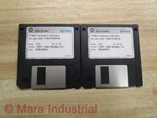 Allen Bradley 99624901 Software Disk 1784-PCMK/B - Used