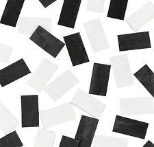 "72 Self-Adhesive Rectangle Strip Magnets Craft School 1 1/4"" x 3/4"""