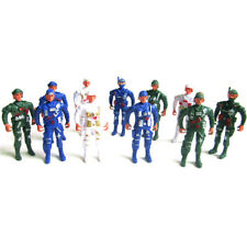 5x Military Playset Special Force Action Figures Kids Plastic Toy Soldier Men Vx