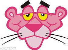 2 x PINK PANTHER Sticker DECAL GRAPHIC 200mm  X 150MM  ANY FLAT SURFACE