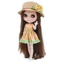 Neo Blyth Doll Shiny Face,1/6 30cm BJD Ball Jointed Fashion Ob24 Doll Blyth for