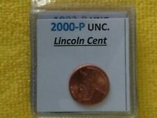 2000 - P Lincoln Cent. + FREE gift with your 1 Uncirculated Lincoln Penny !!