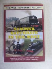 The West Somerset Railway Summer Saturdays In The West Spring Gala 2007 DVD