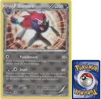 Pokemon Card - Zoroark BW19 - 3D Jumbo/Oversized