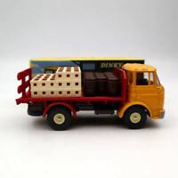 Atlas Dinky toys 588 Plateau Brasseur Berliet GAK Camion Diecast Models Yellow